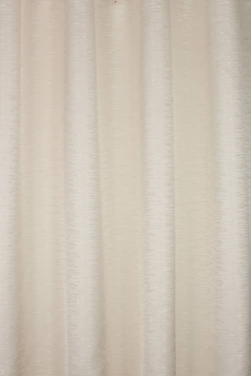 Juno Ivory Curtain Fabric