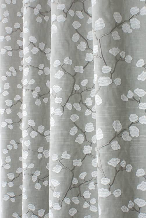Melantha Fog Made to Measure Curtains