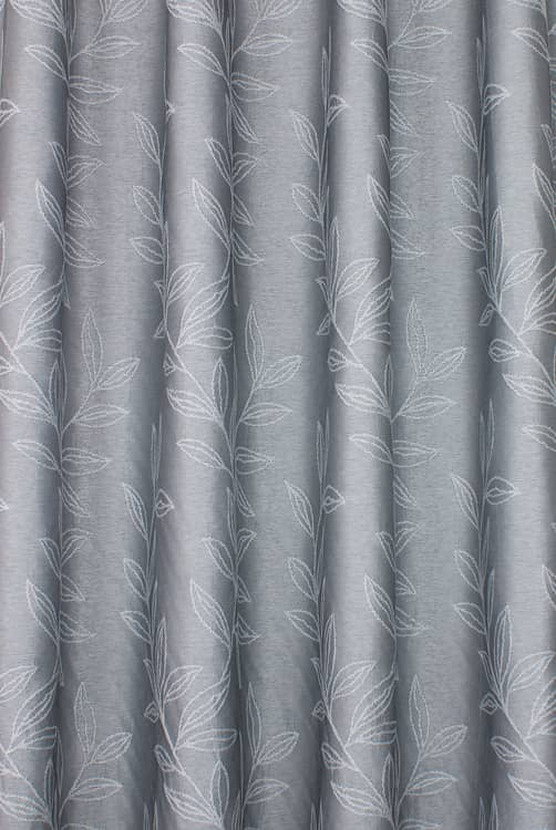 Elgin Flint Curtain Fabric