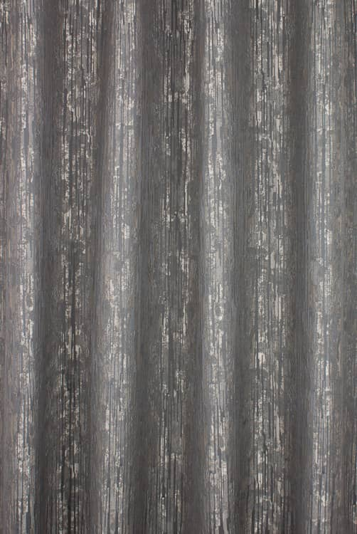 Marlene Charcoal Curtain Fabric