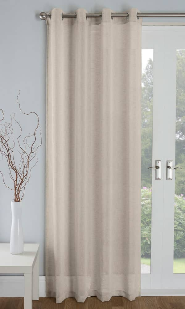 Palm Natural Voiles & Voile Panels