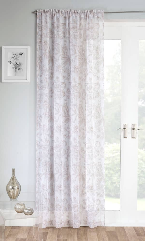 Madison Natural Voiles & Voile Panels