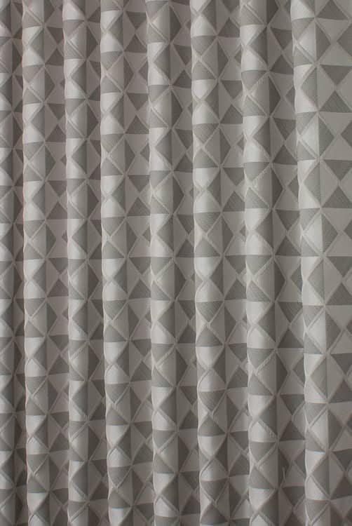 Taggon Graphite Made to Measure Curtains
