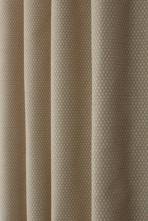Tetra Sand Curtain Fabric
