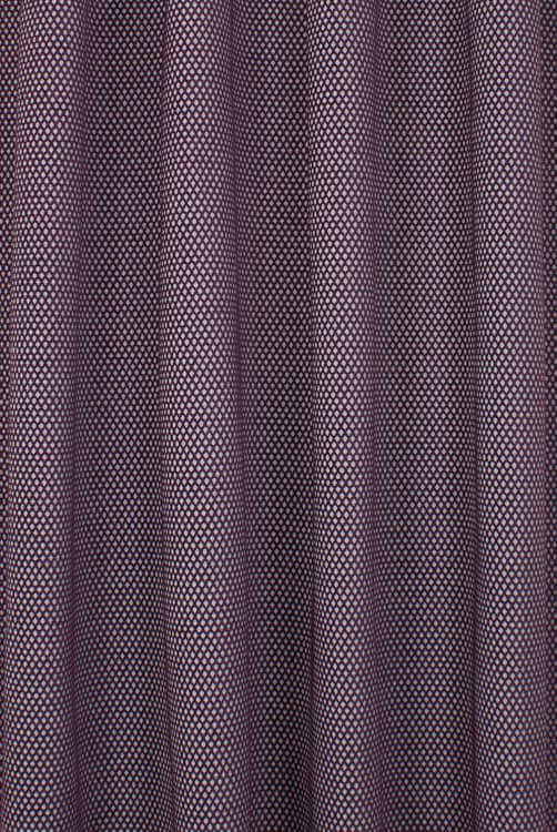 Tetra Aubergine Made to Measure Curtains