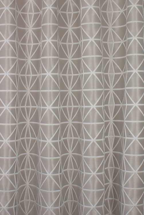 Petronas Pewter Roman Blinds