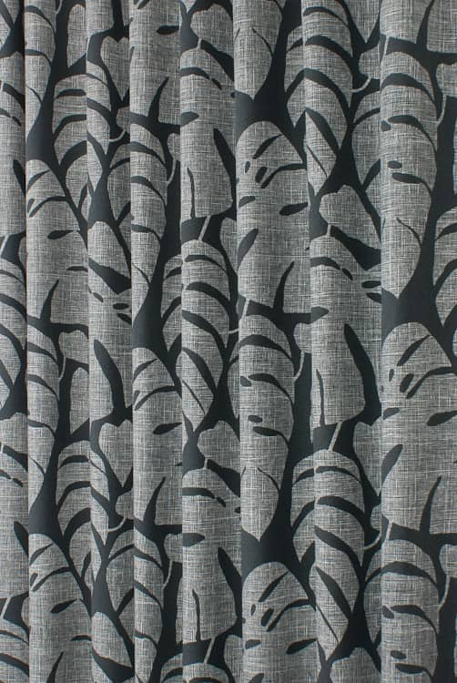 Guatemala After Dark Curtain Fabric