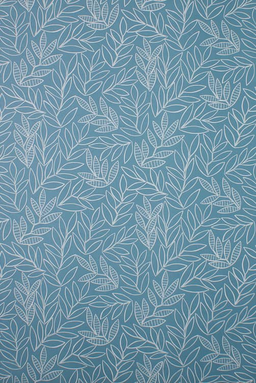 Laurus China Blue Made to Measure Curtains