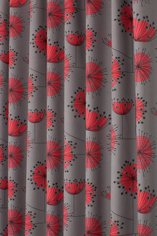 Dandelion Mobile Storm Roman Blinds