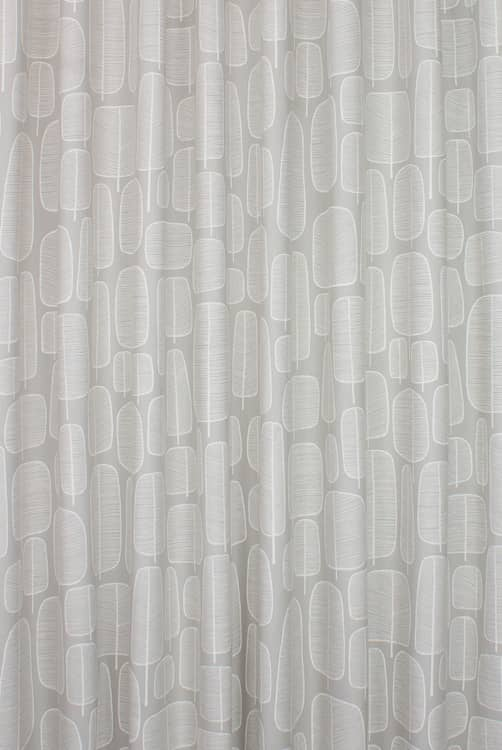 Little Trees Kernel Roman Blinds