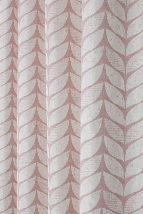 Westbourne Blush Made to Measure Curtains