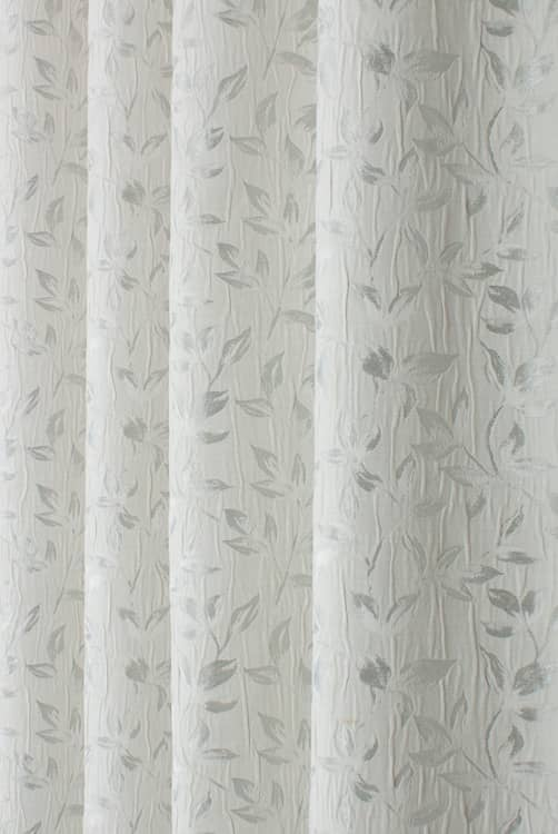 Syon Cream Curtain Fabric