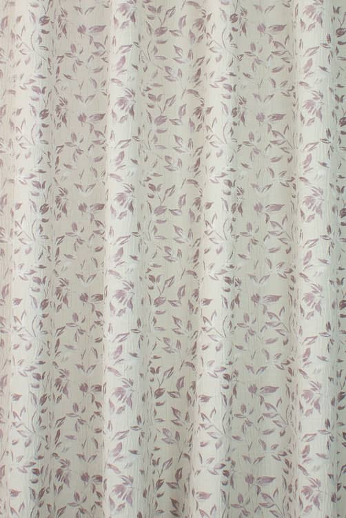 Syon Heather Curtain Fabric