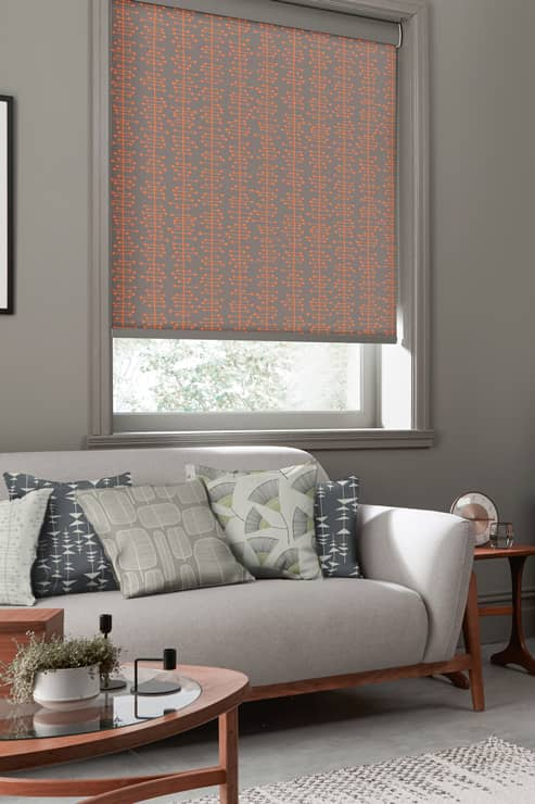 Muscat Small Autumn Roller Roller Blinds