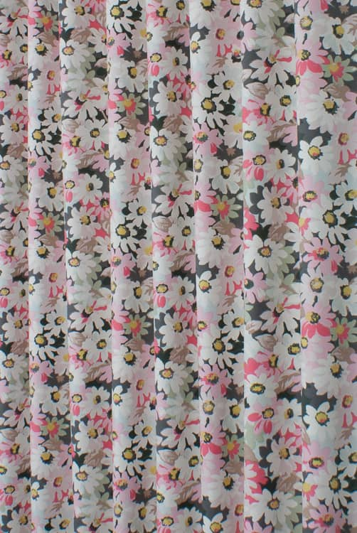 Painted Daisy Multi Made to Measure Curtains