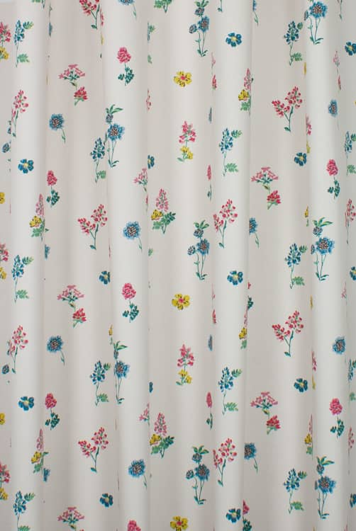 Sprig Twilight Multi Made to Measure Curtains