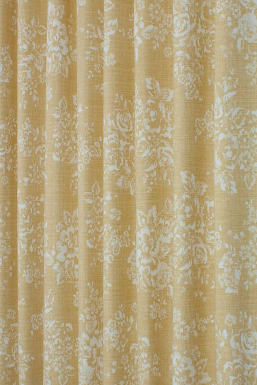 Washed Rose Ochre Made to Measure Curtains
