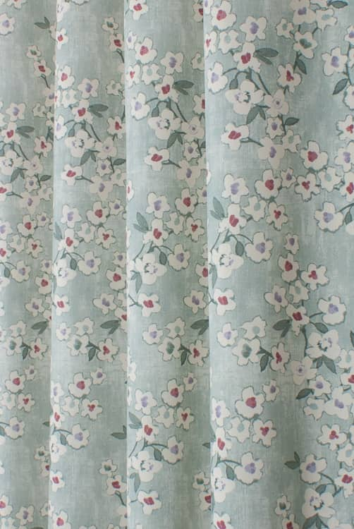 Alyssum Sage Roman Blinds