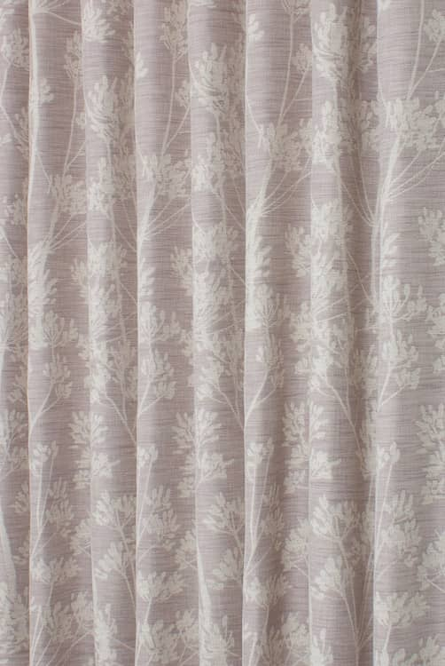Riso Mauve Made to Measure Curtains