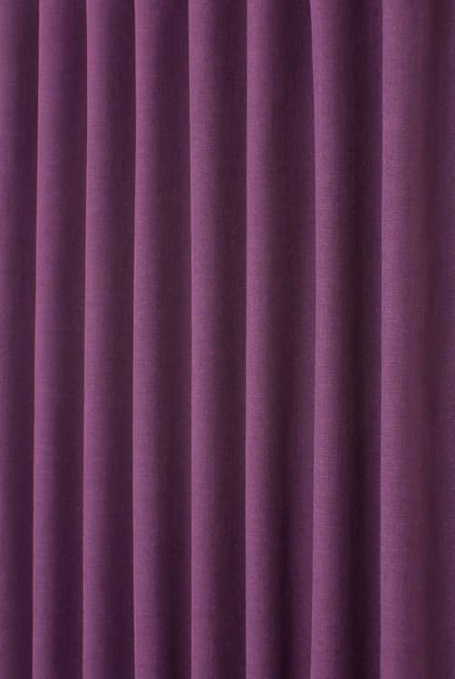 Linum Plum Roman Blinds