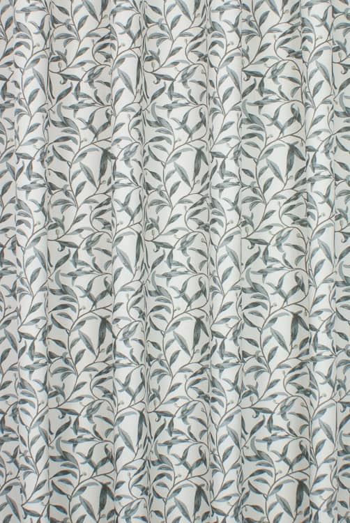Wilderhope Duck Egg Curtain Fabric