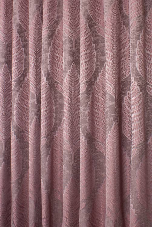 Treasure Amethyst Roman Blinds