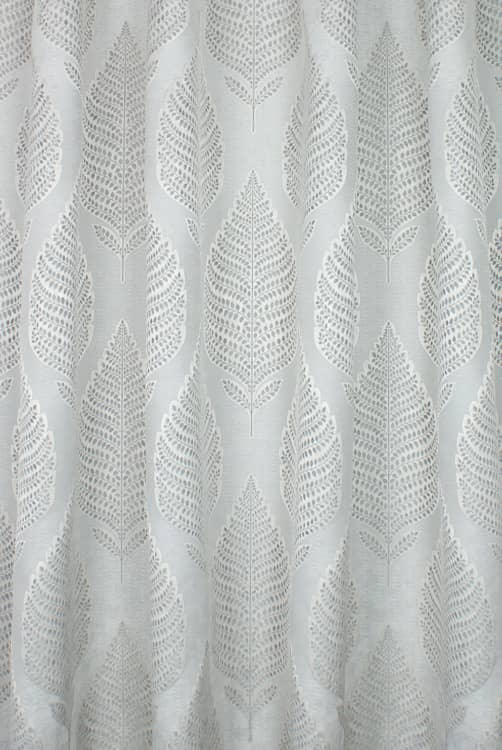 Treasure Pearl Roman Blinds