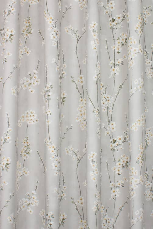 Almond Blossom Pebble Made to Measure Curtains