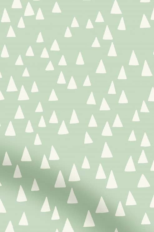 Chimes Pistachio Roller Roller Blinds