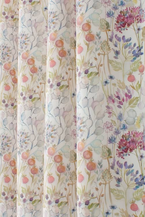Country Hedgerow Mini Classic Roman Blinds