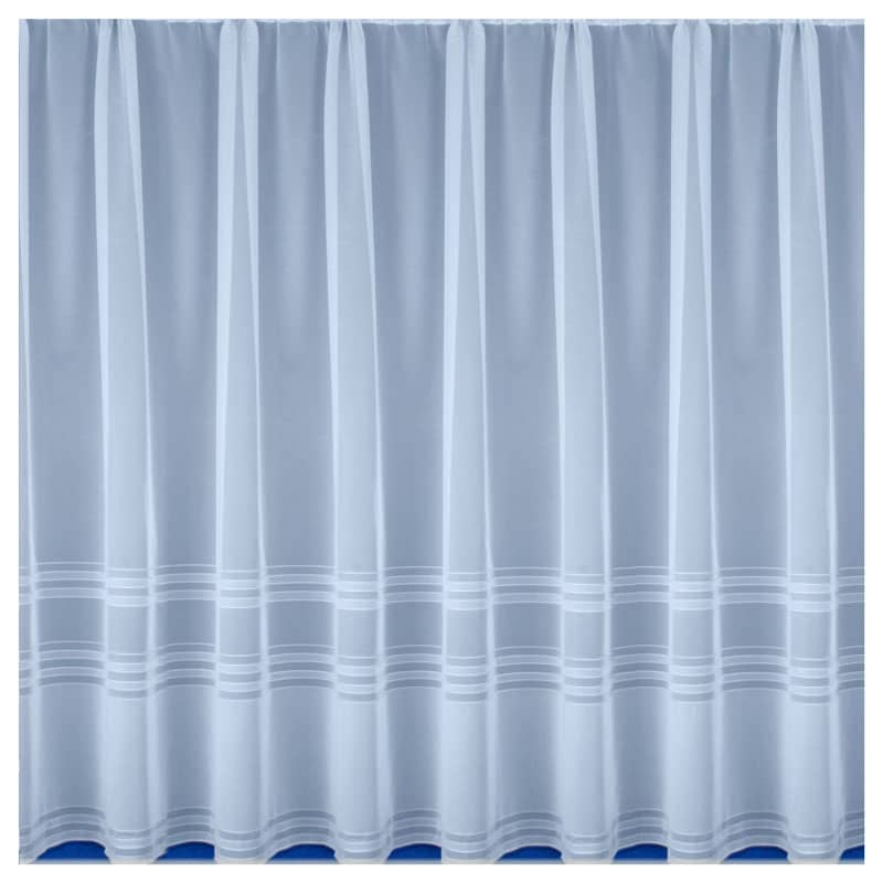 Holt White Net Curtains