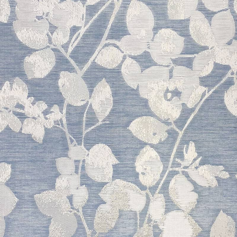 Cameron Azure Curtain Fabric
