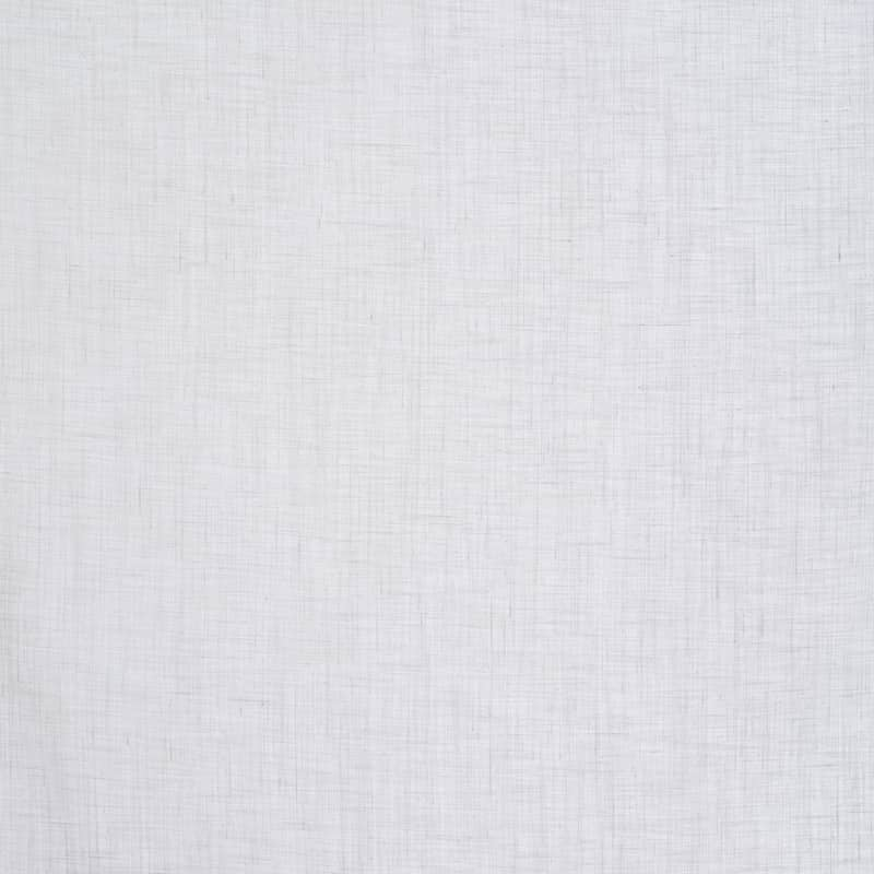 Palermo White Made To Measure Voiles