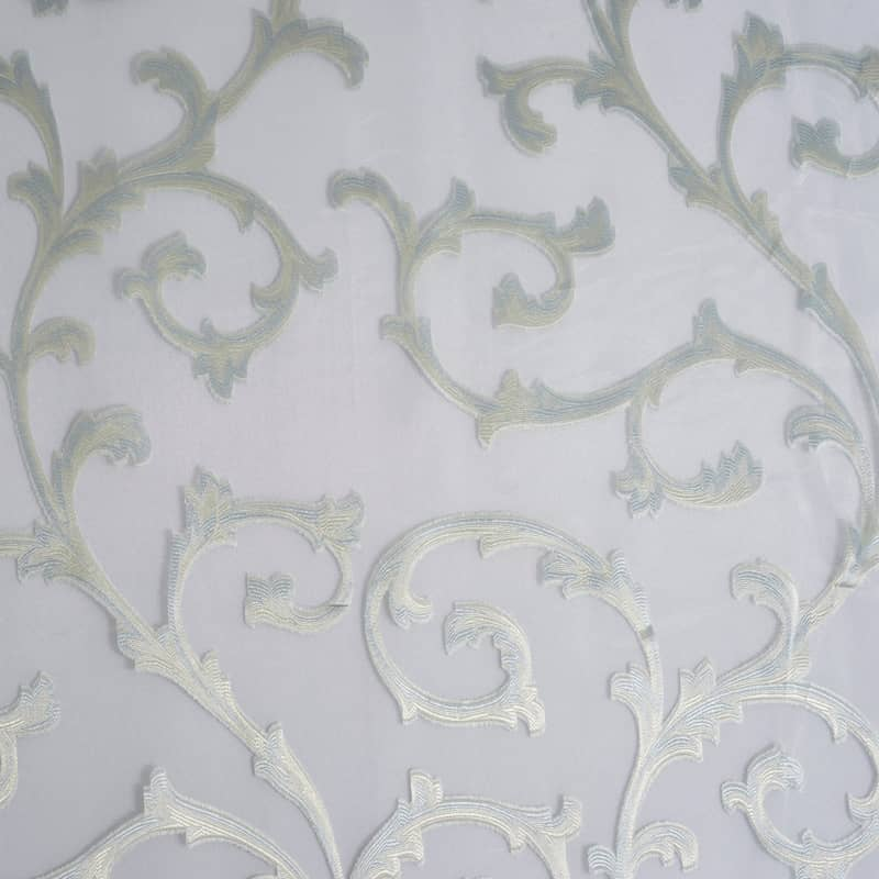 Baroque Pewter Made To Measure Voiles