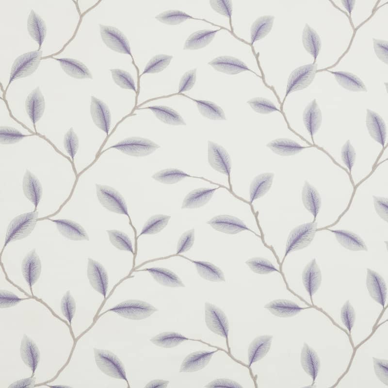 Kyoto Lilac Curtain Fabric