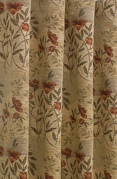 Virginia Terracotta Made To Measure Curtains