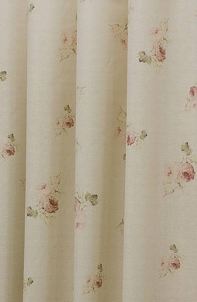 Rosanna Linen Curtain Fabric