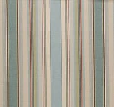 French Stripe - Blue