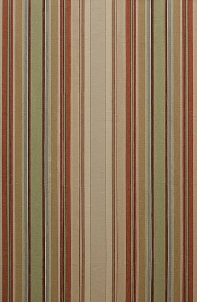 French Stripe Red Made To Measure Curtains