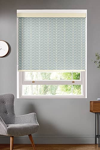 Linear Stem, Duck Egg Roller Evo Deluxe, Roller Blinds