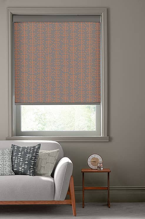 Muscat Small, Autumn Roller Evo Deluxe, Roller Blinds