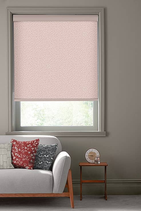 Chimes, Pastel Roller Evo Deluxe, Roller Blinds