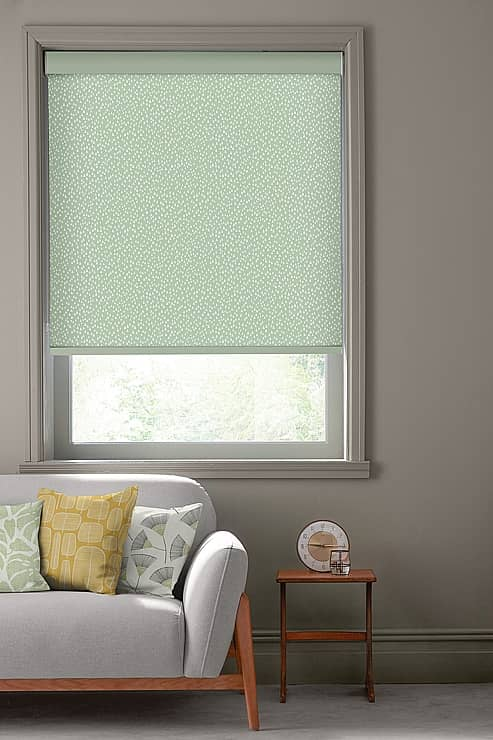 Chimes, Pistachio Roller Evo Deluxe, Roller Blinds