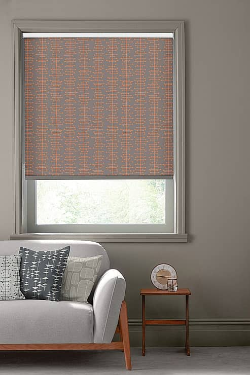 Muscat Small, Autumn Roller Kappa Standard, Roller Blinds