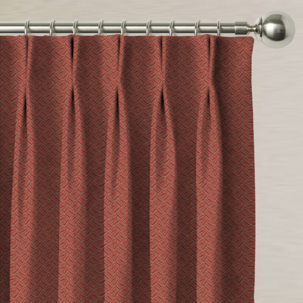Moreton Coral Made to Measure Curtains