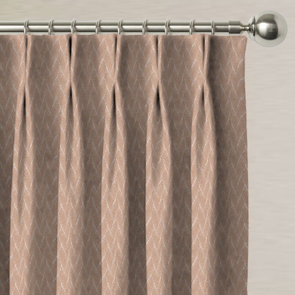 Eldon Blush Made to Measure Curtains