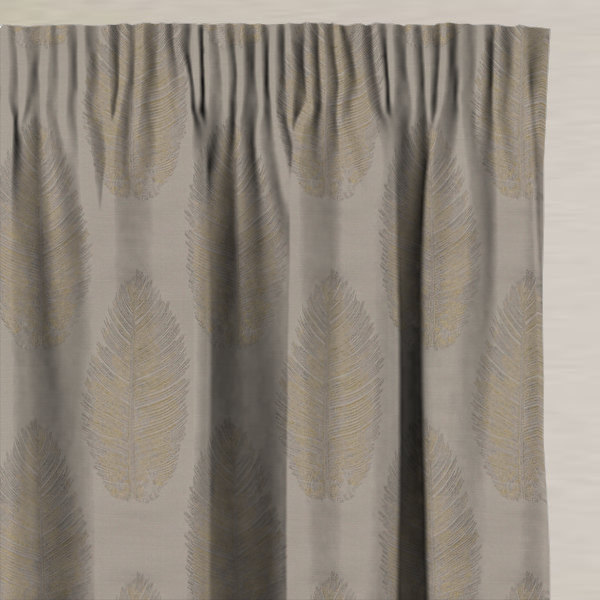 Eden Graphte Made to Measure Curtains