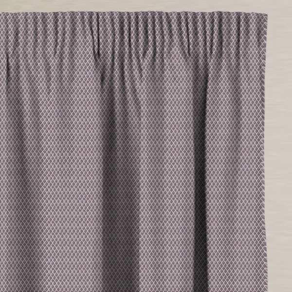 Trebeck Amethyst Made to Measure Curtains