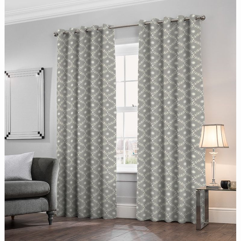 Bluntington Ice Made to Measure Curtains
