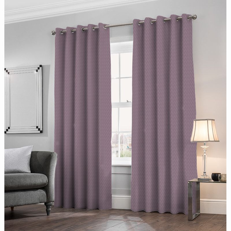 Eldon Amethyst Made to Measure Curtains